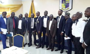 First Annual General Meeting of ICOBA 94 SET